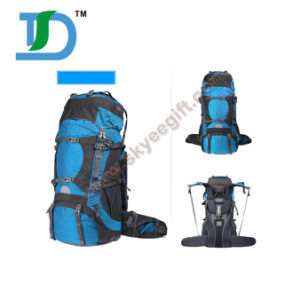 Large Capacity 70L Practical Mountaineering Backpack Bag pictures & photos