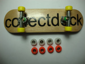 Finger Skateboard/Finger Skate Boarding/Canadian Maple Deck (B14201) pictures & photos