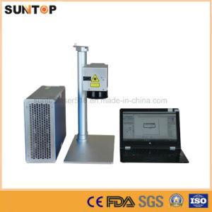 Desktop Fiber Laser Marking for Stainless Steel/Laser Color Printing Machine/Mini Laser Marker pictures & photos