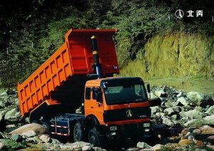 Heavy Duty Dump Truck for Benz (ND3310W284SJ)