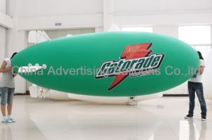 4m Gatorade Advertising RC Blimp