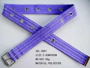 Canvas Belt (XDL-0691)