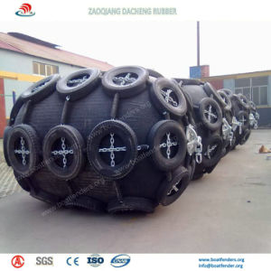Strong Absorbing Energy Pneumatic Rubber Fenders to Protect Ship and Dock pictures & photos