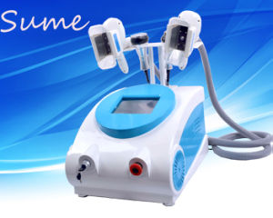 Weight Loss Body Slimming Machine RF Ultrasound Cavitation Cryo Cryolipolysis Machine pictures & photos