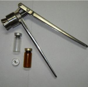 Manual Crimper Use for Crimping 20mm Flip off Caps Steroid Powder Vial Crimper
