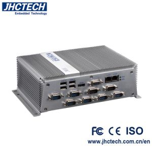 Efficient Industrial Computer with Intel Atom Dual-Core Processor DMC-3120