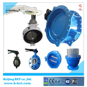 Dn1000 Big Size Pn40 Tilting Disc Check Valve pictures & photos