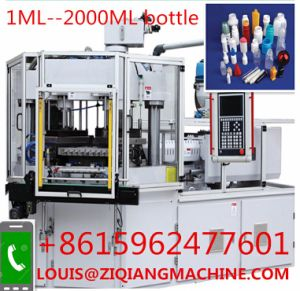 Automatic HDPE Bottle Injection Blow Moulding Machine pictures & photos