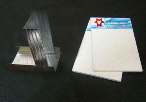 Partition Keel + Calcium Silicate Board System