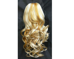 Long Curly Claw Clip Ponytail Hair Piece Extension (AP-036) pictures & photos