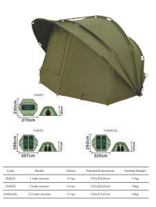 Carp Fishing Bivvy and Tent