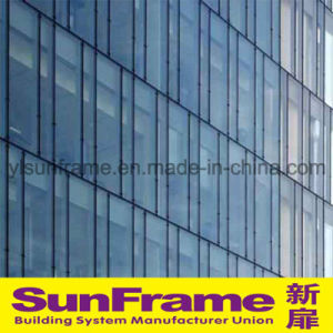 Unitized Glazing Curtain Wall Made in Aluminum pictures & photos