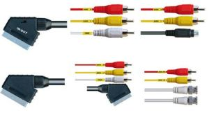 Scart Cable (SC015--SC022) pictures & photos