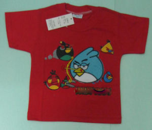 New Fashion Baby T-Shirt Cartoon Birds