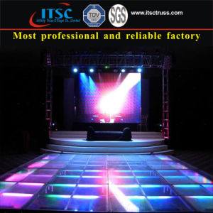 4X4FT Aluminum Acrylic Stage Manufacturer pictures & photos