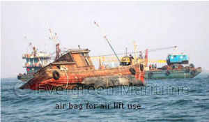 Boat Salvage Air Bags for Sunken Ships, Vessels pictures & photos