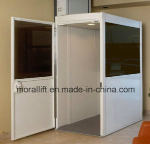 Factory Sales Hydralic Vertical Disabled Wheelchair Lift Elevotor for Home pictures & photos