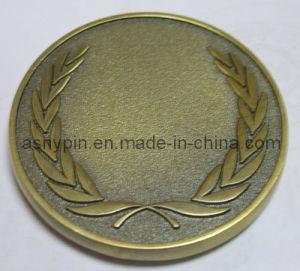 Custom Antique Bronze Coin (ASNY-JL-coin-13060109) pictures & photos