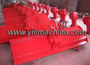 Farm Machinery 3-Point Linkage Rotary Tiller pictures & photos