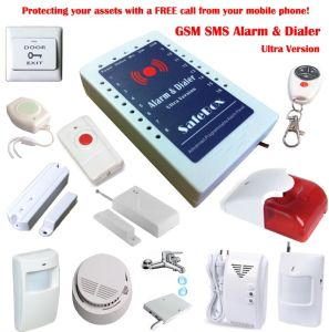 Ios & Android Apps Supported GSM Alarm System (ES-2012GSM) pictures & photos