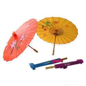 Arts Umbrella Parasol with Bamboo Rib (YHS-001)