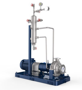 Horizontal Overhung Chemical Process Centrifugal Pump pictures & photos