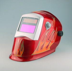 Solar Powered Welding Helmets (WH8511125) pictures & photos