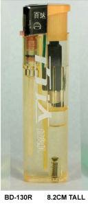 (Item No. BD-130R) Electronic Refillable Gas Lighter, Baida Lighter pictures & photos