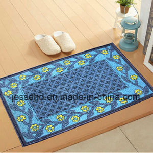 Comfortable Loop Pile Polyester Carpet Latex Backing Floor Carpet pictures & photos