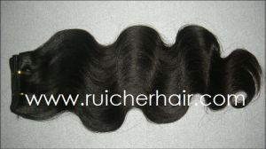 Machine Wefts Hair Extension