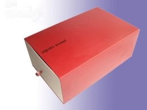 Paper Shoe Box with Drawer (HS-SB013)