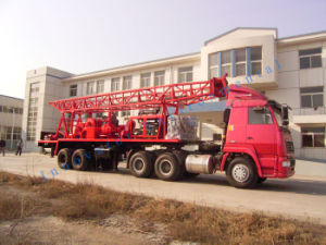 Water Well Drilling Rig (INSPT-450)