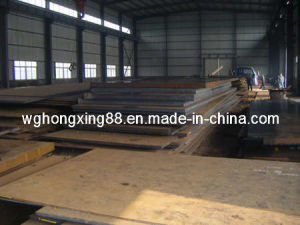 Galvanized Steel Plate in Stock pictures & photos