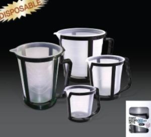 Paint Mixing Cup Rigid Material