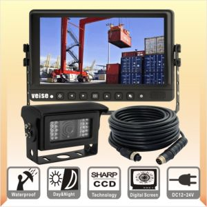 9inches Camera Reversing System with Waterproof pictures & photos
