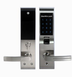 Touch Screen UL Grade Biometric Fingerprint Lock pictures & photos
