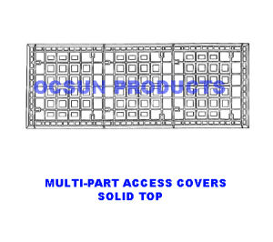 Access Covers Multi-Parts Solid Top Class B pictures & photos