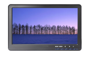 HDMI/AV/VGA Input Capacitive 10.1 Inch LCD Touch Screen pictures & photos