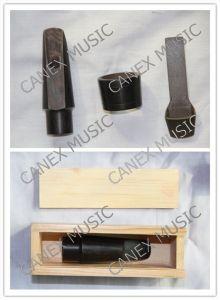 Ebony Saxophone Mouthpiece / Wooden Mouthpiece (MPC-E) pictures & photos