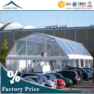 High Quality Wind Resistant Exhibition Tent Polygon Outdoor Shelter for 600 People pictures & photos