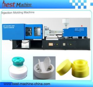 Bst-1650A Customized PP Cap Moulding Making Machine pictures & photos