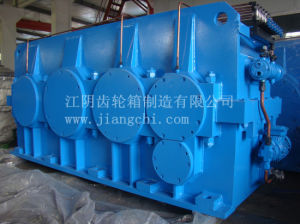 High Quality Gear Units for Open -Type Rubber Mixing Mills pictures & photos