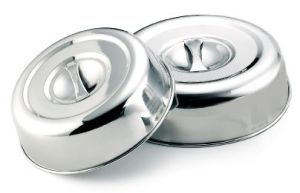 Round Stainless Steel Dish Cover for Hotel Restaurant and Buffet pictures & photos