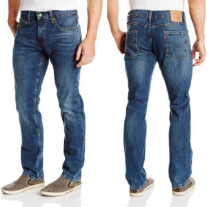 New Design Apparel Fashion Style Jeans Denim Men′s Jean Pants