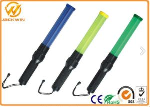 Rechargeable Plastic LED Safety Flashlight Wand pictures & photos