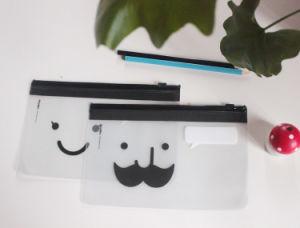 High Quality Cute PVC Plastic Pencil Bag pictures & photos