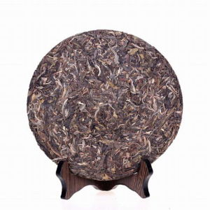 Ten Years Old Organic Raw Puer Tea From Yunnan pictures & photos