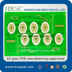 Snack Machines PCB with China Golden Supplier From Multilayer Rigid Fr4 PCB pictures & photos