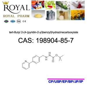Hydrazinecarboxylic Acid 2-[[4- (2-pyridinyl) Phenyl]Methyl]-, 1, 1-Dimethylethyl Ester CAS: 198904-85-7 pictures & photos