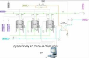 SUS304 316L Washing Machine CIP Machine pictures & photos